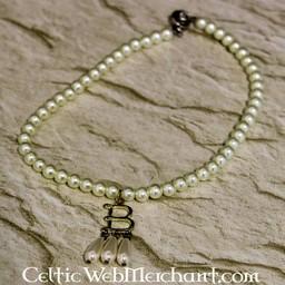 Perlenkette Anne Boleyn