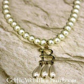 Collier de perles Anne Boleyn