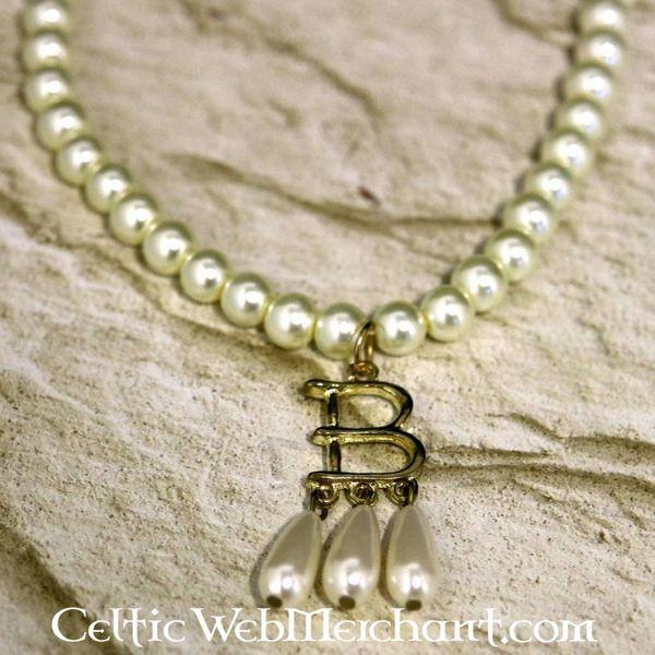 Pearl necklace Anne Boleyn