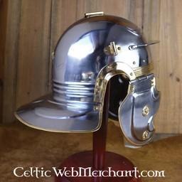 Imperial Gallic galea F, Vesontio