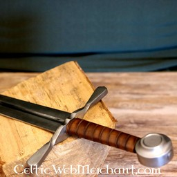 Single-handed sword Arthur , battle-ready (blunt 3 mm)