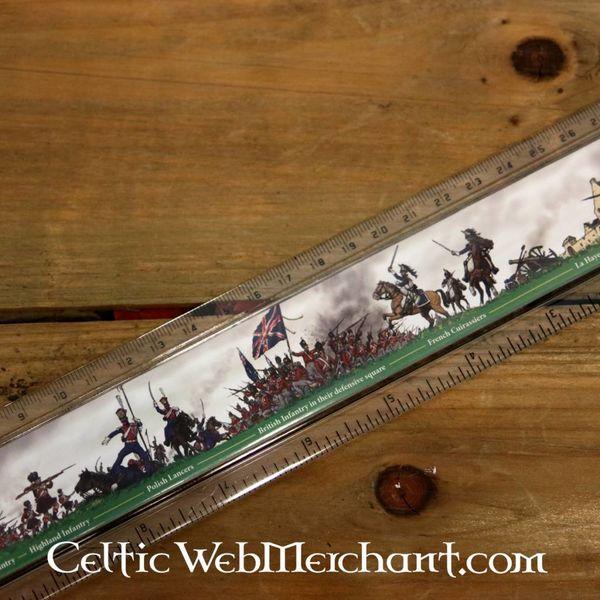 Ruler slaget vid Waterloo