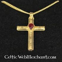 9: e århundradet Birka amulett, brons