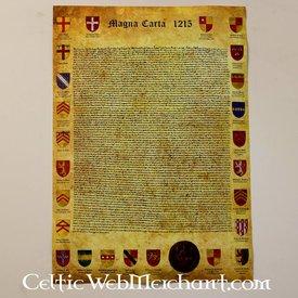 Magna Carta affisch