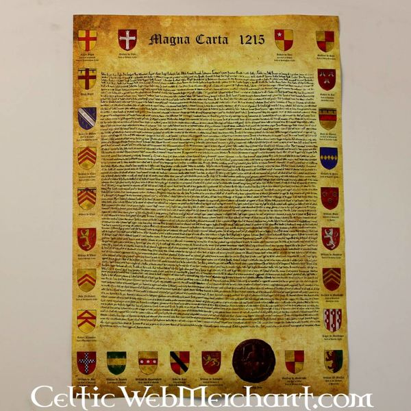 poster Magna Carta