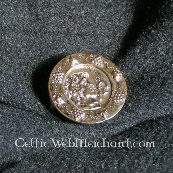 Romersk skive fibula 1.-2. århundrede e.Kr..