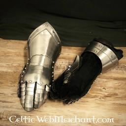 Niemiecki Gothic rękawica