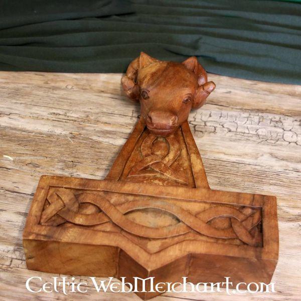 Marteau de Thor, Tête de bélier, petit modèle