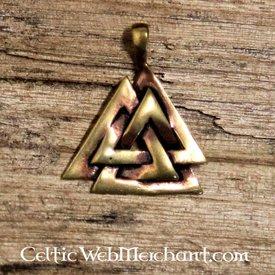 brons Valknut