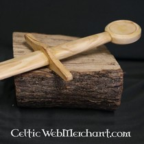 Szkolenie z drewna miecz rycerza miecz