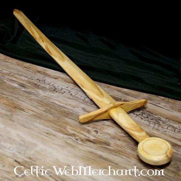 Deepeeka épée chevalier à l'épée de formation en bois