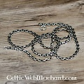 Silver necklace, 50 cm