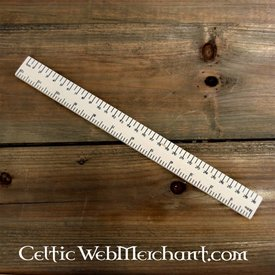 Wooden ruler Scottish history