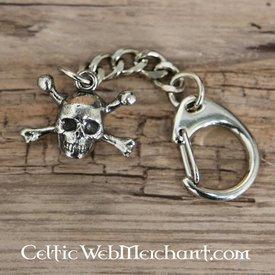 Piraten-Schlüsselanhänger