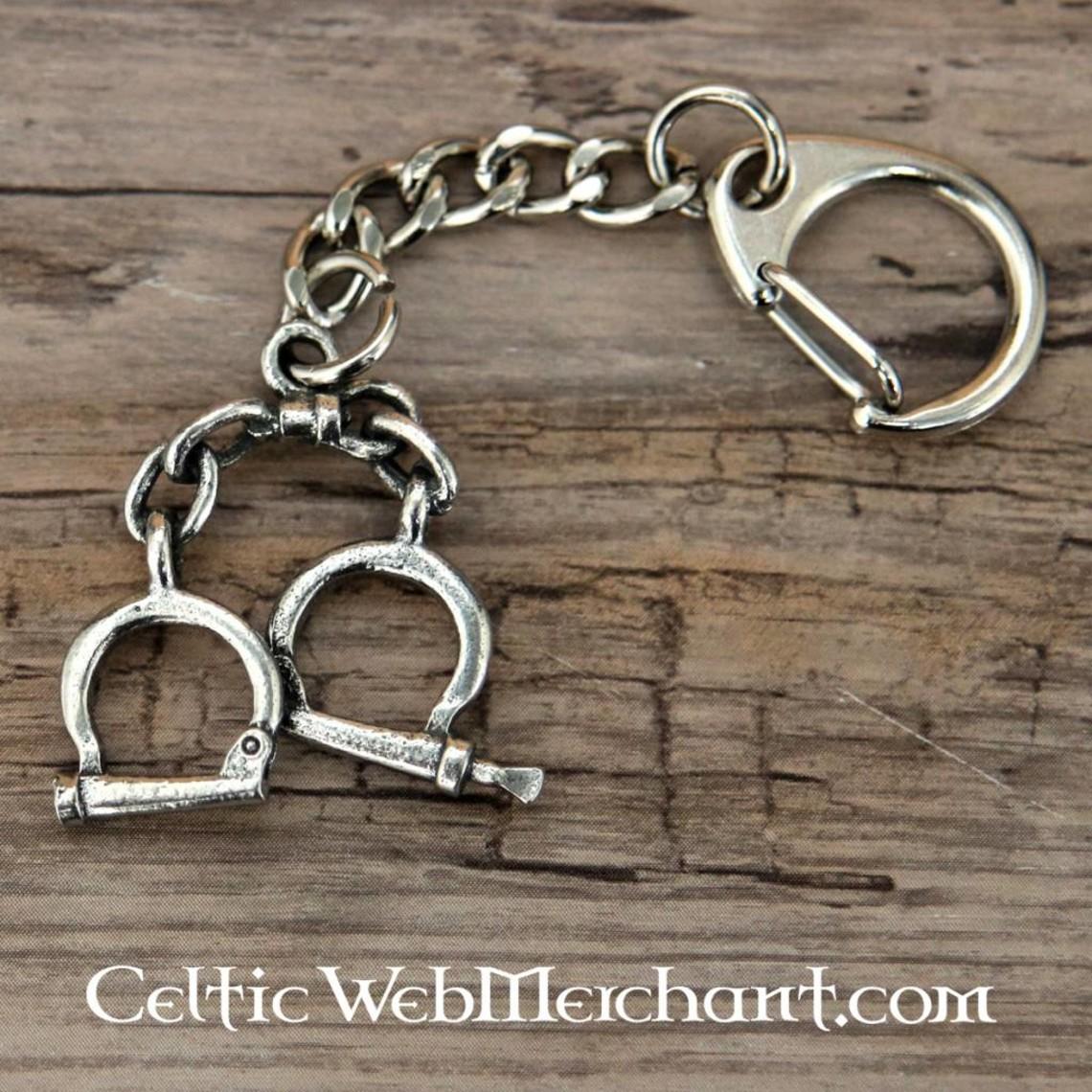 Porte-clés aux poignets