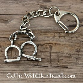 Handschellen Schlüsselanhänger