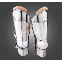 Avant upper leg armour
