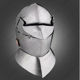 Marshal Historical Geschlossener Helm Avant Rüstung