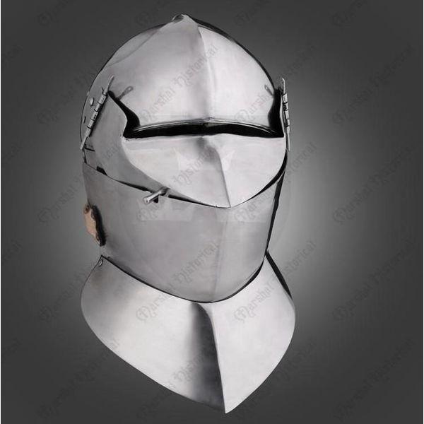 Marshal Historical Lukket hjelm Avant rustning