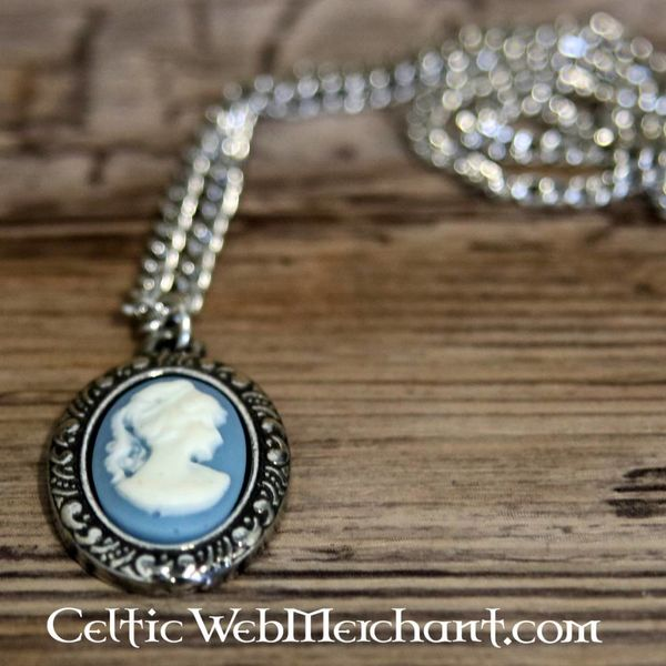 Cameo ketting Victoria, groot