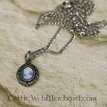 Cameo necklace, small