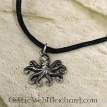 Roman octopus pendant