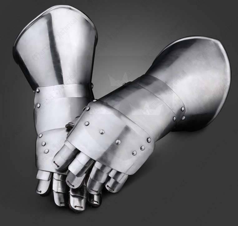 15de eeuwse toernooihandschoenen