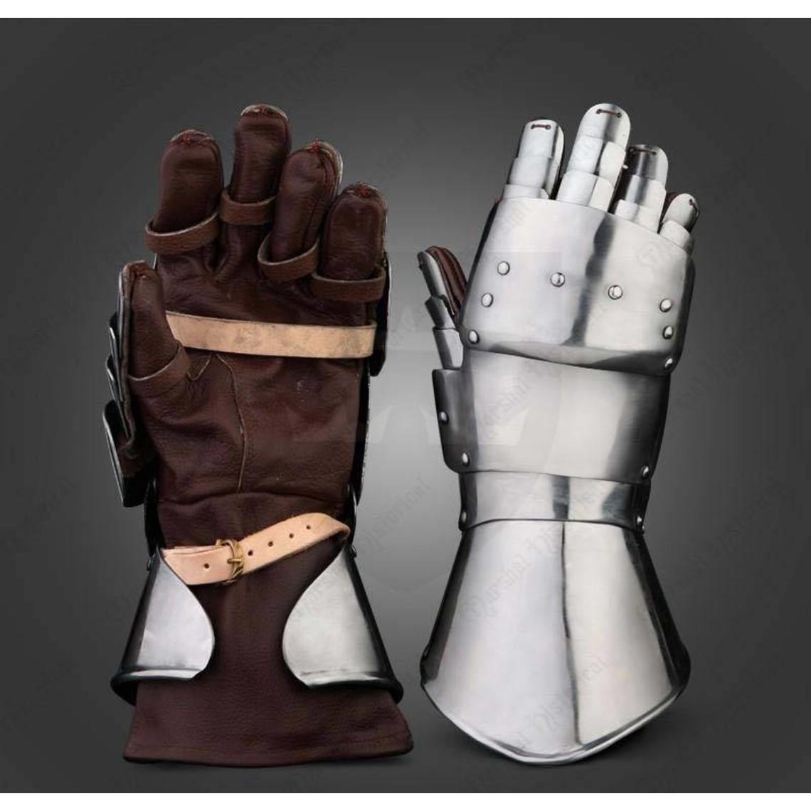 Marshal Historical 15de eeuwse toernooihandschoenen