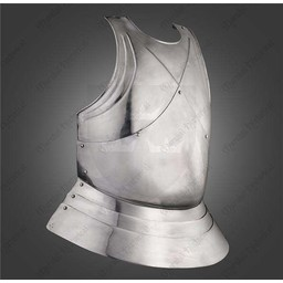 Milanese infantry chestplate