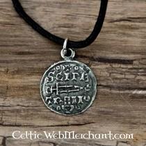 Coin pendant Jorvik