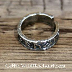 Runa pierścień cyny