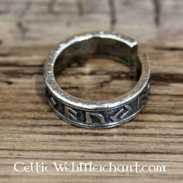 Rune ring, tenn