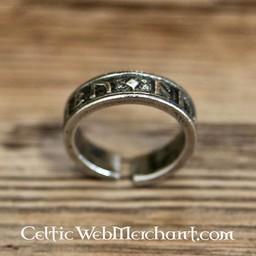 Rune Ring, Zinn
