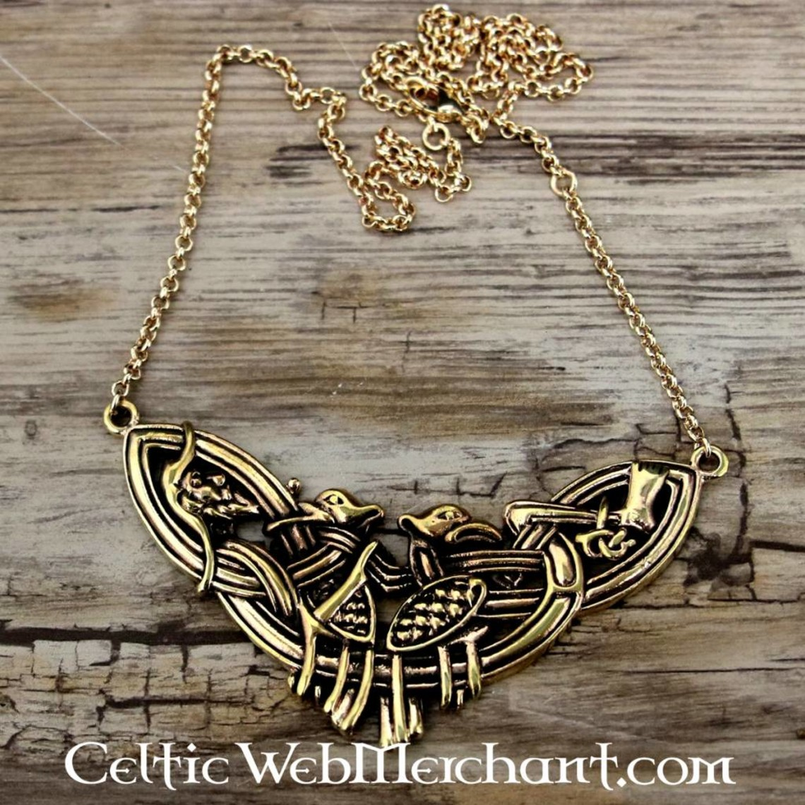 Ierse Book of Kells ketting