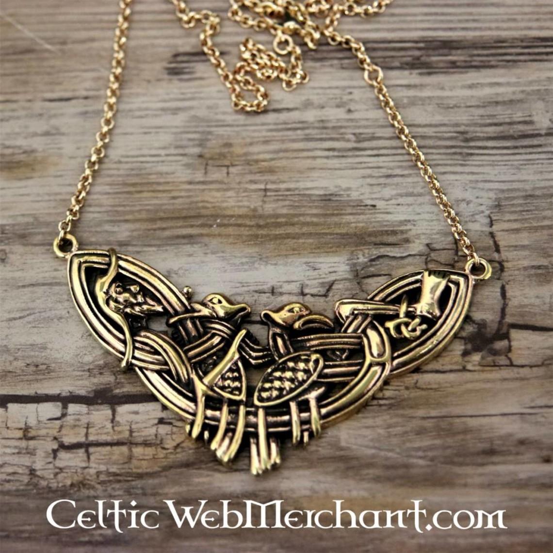 Irlandzki naszyjnik Book of Kells