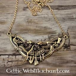 Irish halsband Book of Kells