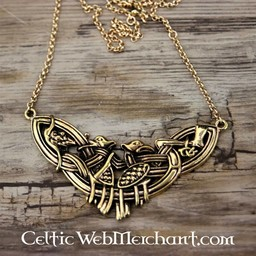 Irish necklace Book of Kells