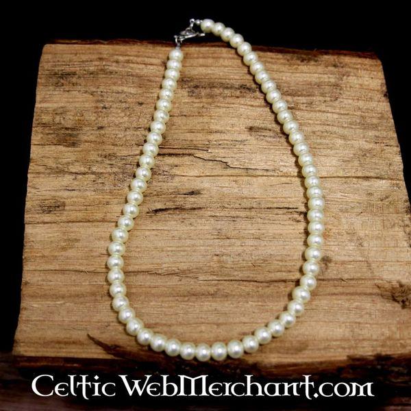 Collier de perles de Tudor