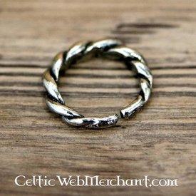 Szwedzki pierścień Viking, cyny