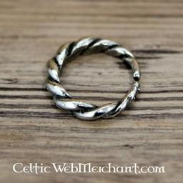 Swedish Viking ring, pewter