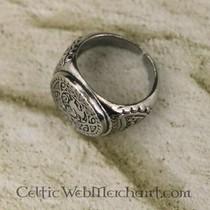 anneau rose Renaissance