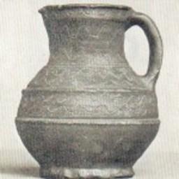 Medieval Ölkanne (1250-1350)