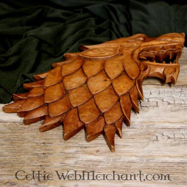 Træskærearbejde Wolf