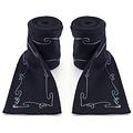 Leonardo Carbone Confezioni delle gambe Duco, nero