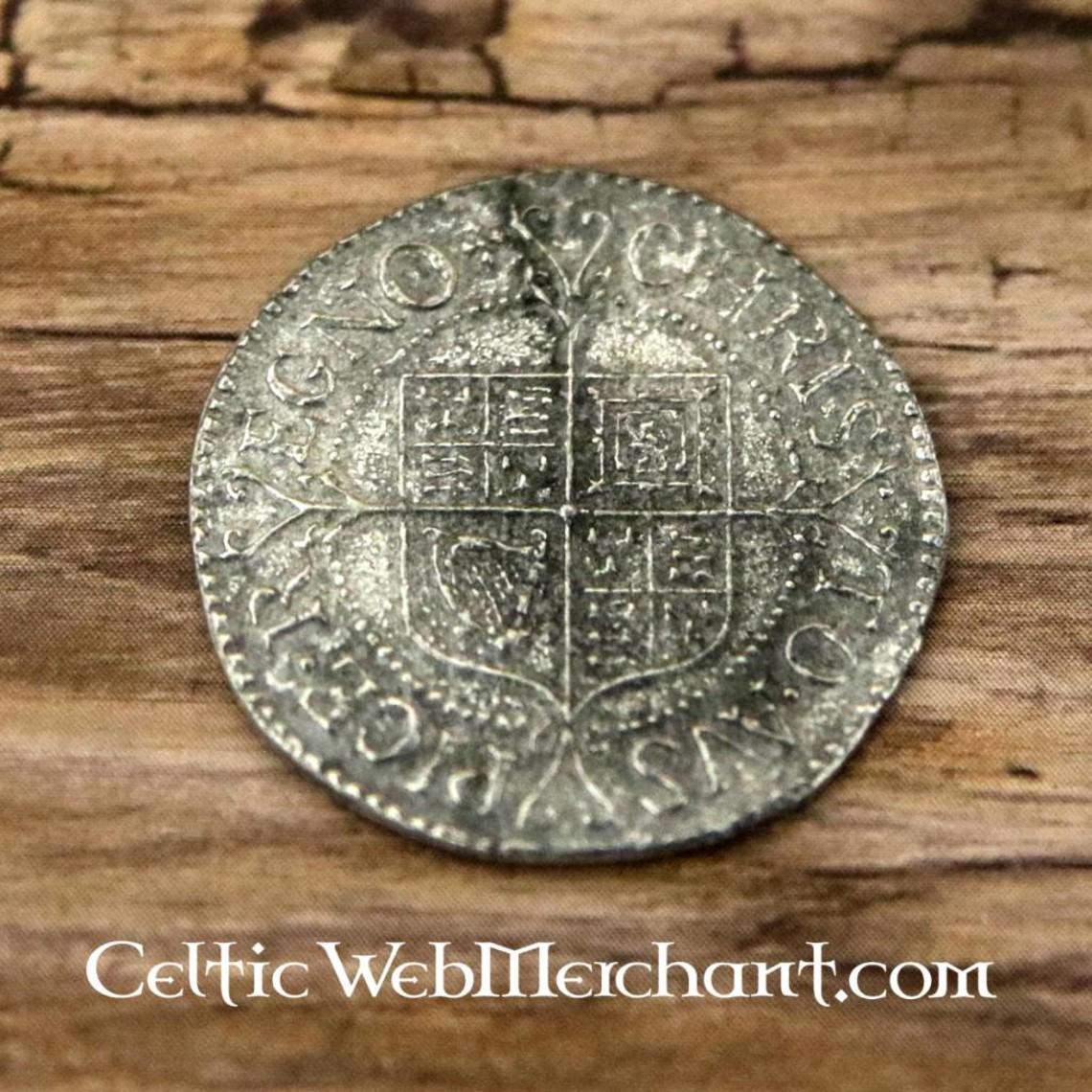 Charles I, ensemble de sept pièces
