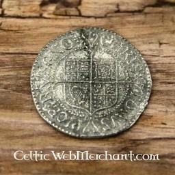 Karol I, siedem set monety