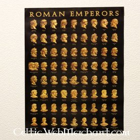 Poster romerska kejsare