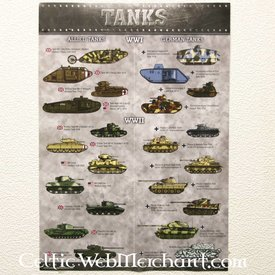 Tank plakat