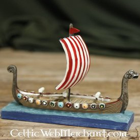 Modelo Viking Longship