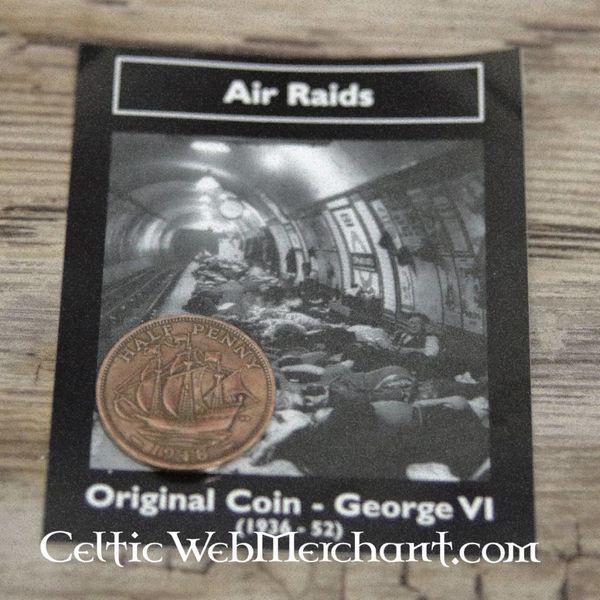 Air raids coin pack